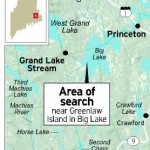 Wardens search Moosehead Lake for person
