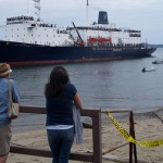 Maine Maritime Academy's training ship to return home