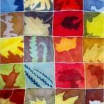 Bangor artist creates designs in silk