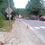Funding given for sidewalk improvements