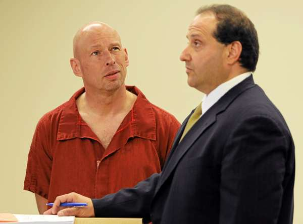 Man gets 10 years in prison for knife attack on wife at Husson