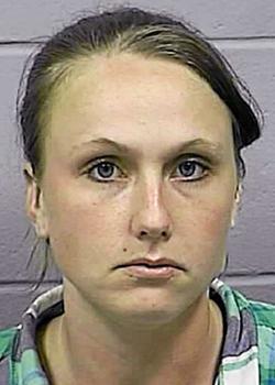 Stephanie Ann Osnoe. PHOTO COURTESY OF PENOBSCOT COUNTY JAIL