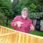 Family canoe project nets a boatload of memories