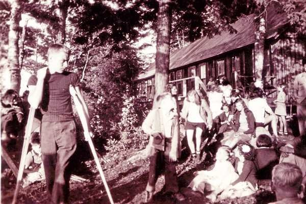 Pine Tree Camp 65th anniversary and reunion story by Meg Haskell. (Photo courtesy of Pine Tree Society)
