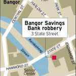 Driver 'furious' about use of taxi by alleged bank robber