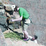 Expert Maine climber to lead 'Girls Rock!'