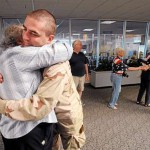 Bangor sent strangers off to war as heroes, welcomed them home