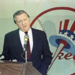 Steinbrenner says Yanks 'busy building mansions'