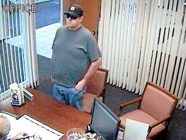Bus driver charged with Orono heist