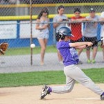 Nelson's single helps Lincoln trip up Houlton
