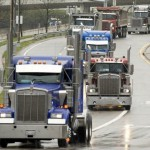 Trucker shortage expected to double