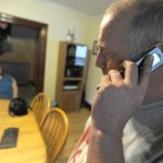 Poor households take lead in abandoning land lines