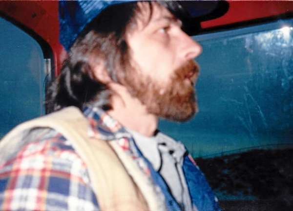 Jeffrey Ryan, one of three killed in Amity last month, in an undated photo. His son, Shannon Ryan wrote that the picture was taken &quota few years back but he still looked just like that beard and all. My dad wasn't much on changing his looks. (Photo courtesy of Shannon Ryan)