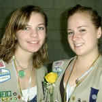 """Top Dog"" Dog Scouts of America Troop 159 Receives Silver President's Volunteer Service Award"