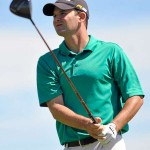Hawley, Saglio share first-round lead at 64