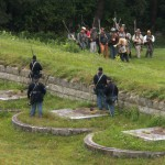 Civil War re-enactment set at Fort Knox