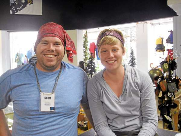 Weight: 1.2 ounces Price: $22.95 The UV Buff, like its predecessor the Original Buff, is a great, seamless headgear accessory with endless possibilities. Well, almost endless - endless if you can't count any higher than say, 12. I'm sure a lot of us are familiar with the Buff from the show Survivor - but this thing has way more potential than those castaways let their team colors provide, especially when we're talking about the UV version. Besides being a seamless, colorful, tube of polyester, this piece boasts that it will block 95 percent of ultraviolet radiation. Good news for sensitive scalp, ears and neck! The secret is in the Coolmax brand fibers blended into the fabric, which, as luck would have it, also makes the UV Buff a fantastic moisture management piece. Utilitarian, indeed. Jennifer Sonnenberg, Buyer, Epic Sports
