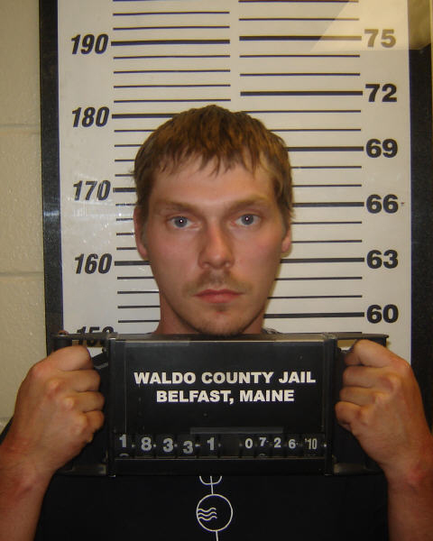 Anthony Jewett   PHOTO COURTESY OF THE WALDO COUNTY JAIL
