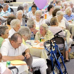 Seniors to celebrate 45 years of Medicare