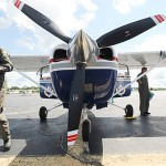 Maine Civil Air Patrol conducts search and rescue exercises
