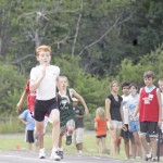 Local youths shine at Hershey's meet