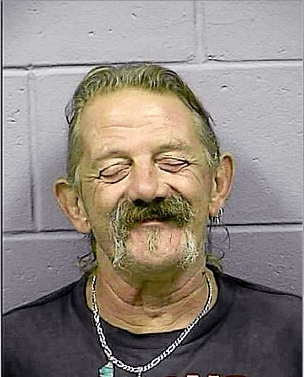 Eugene Wolfe. w/RICKER STORY. PHOTO COURTESY OF PENOBSCOT COUNTY JAIL