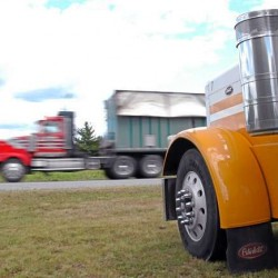 Law protects truckers' use of power units