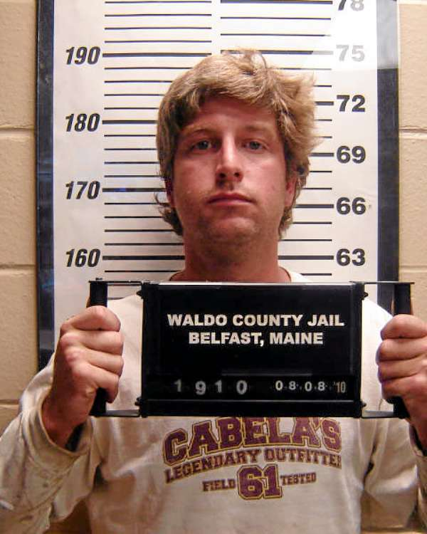 Brett Ingraham. GAGNON story slugged &quothorsebust.&quot PHOTO COURTESY OF WALDO COUNTY JAIL