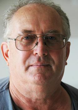 BOB WILSON: Hed shot of main source in story.  (Bangor Daily News/Nick Sambides Jr.)