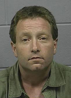 Kevin Paschal. PHOTO COURTESY OF PENOBSCOT COUNTY JAIL