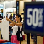 Retail sales rose 0.5 percent in July