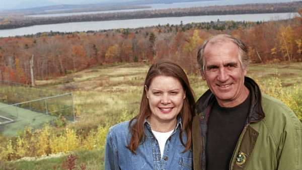 Karen and James Confalone are the owners of Big Squaw Mountain Resort. James Confalone said Monday he would not rename the facility. (NEWS File Photo by Susan Latham)
