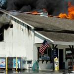 Overheating fan causes fire in Bangor fabric store