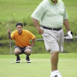 Harvey among favorites for Bangor Golf Classic