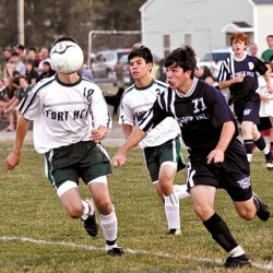 First state title for Fort Kent boys soccer team