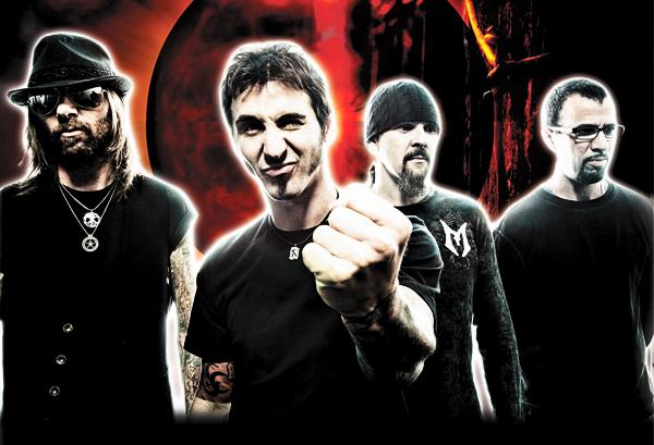 Godsmack 2010 photo. courtesy of azoff geary paul management