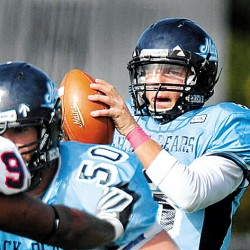 Smith named UMaine starting QB