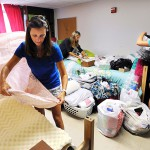 USM students moving into dorms ahead of classes