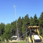 Research needed before installing wind generators