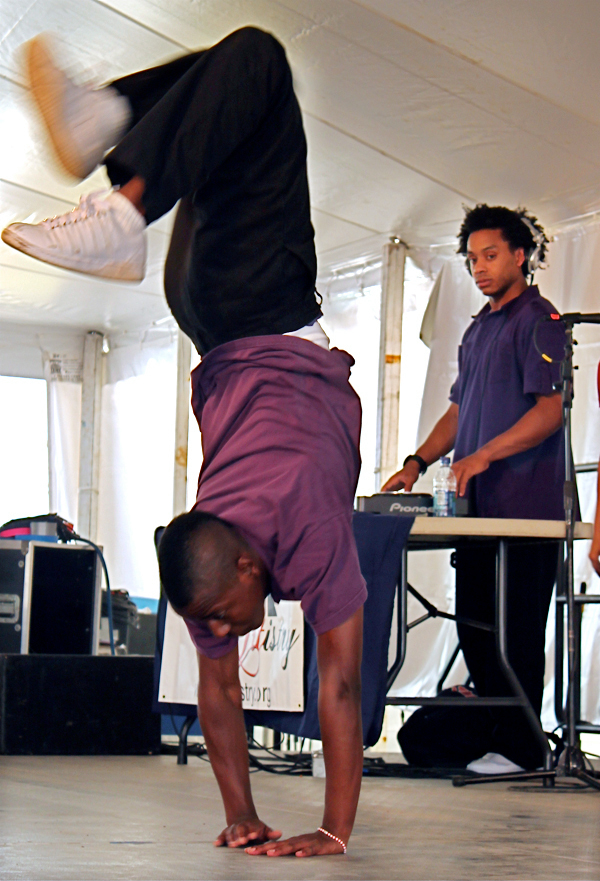 Junious &quotHouse&quot Brickhouse, founder and executive director of Urban