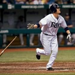 Pena, Crawford homer to power Rays past Red Sox