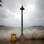 Tropical Storm Isaac churns into eastern Caribbean