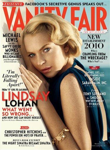 Lindsay Lohan OK after wreck on coastal highway