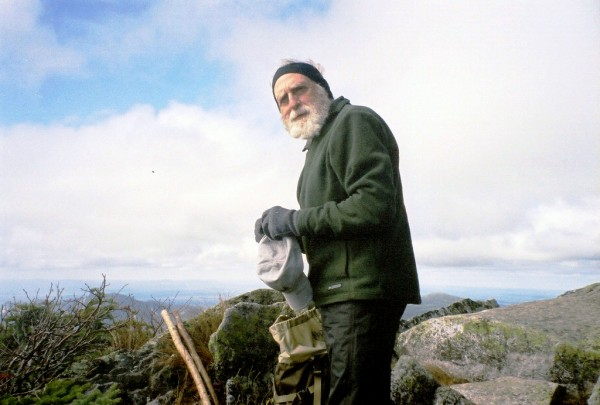 J.R. &quotModel-T&quot Tate, in 2006, on the Hunt Trail on Katahdin finished his fourth thru-hike of the Appalachian Trail on September 30. His advice for planning a thru-hike is &quotFor the first hike it's critical. In 1990, I began planning  six months ahead of the hike,&quot he said recently.