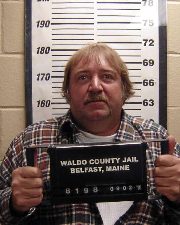 Alfred Seekins, 44. PHOTO COURTESY OF WALDO COUNTY JAIL