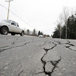 Camden man's account of bumpy trip on Route 15 wins 'Worst Road in Maine' contest