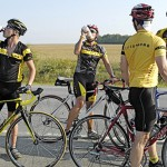 Spokes for Hope bike ride begins in Fort Kent