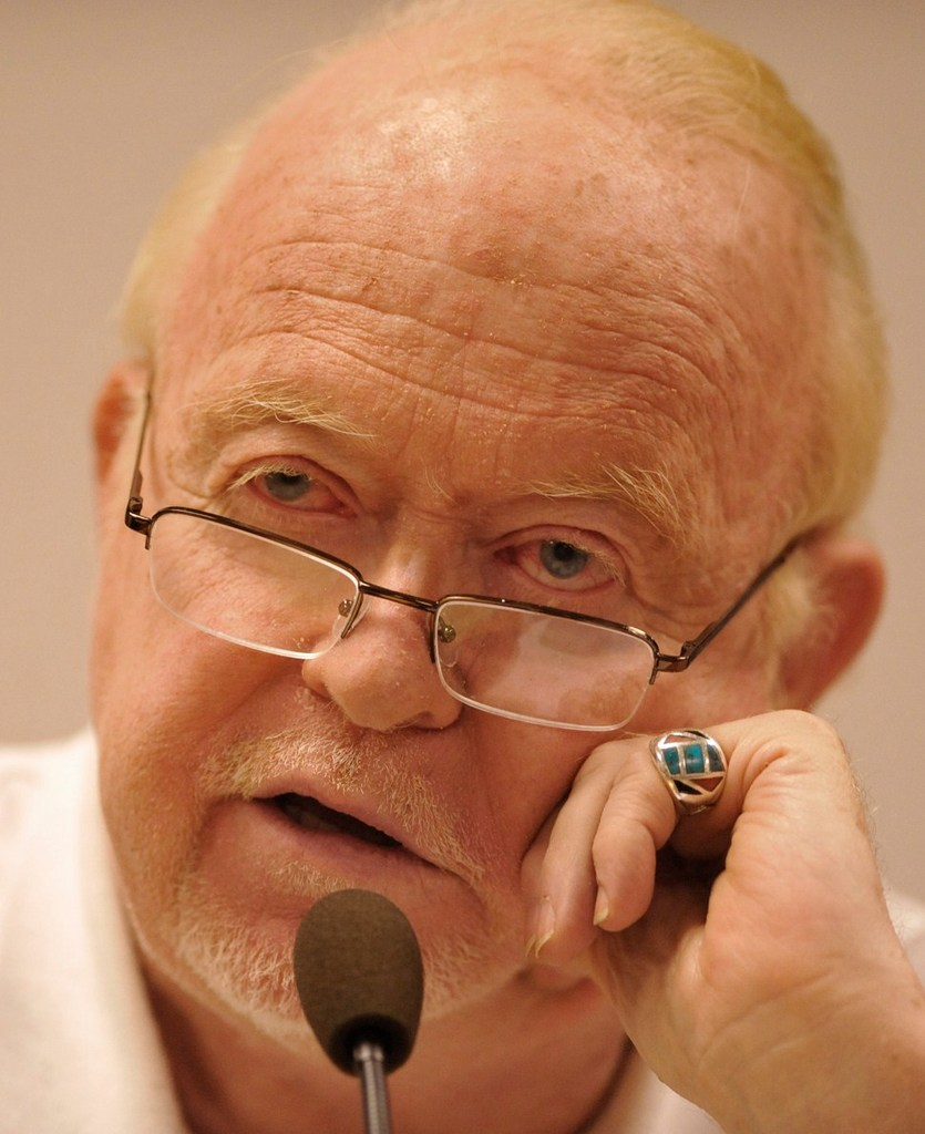 Hal Wheeler  (BANGOR DAILY NEWS PHOTO BY JOHN CLARKE RUSS)  CAPTION  Bangor City Councilor Harold A. (Hal) Wheeler joined other subcommittee members Tuesday evening, August 10, 2010 to discuss an ordinance change regarding where sex offenders can live in the city. A Bangor City Council subcommittee voted Tuesday evening, August 10 to send the issue to the full council.   (Bangor Daily News/John Clarke Russ)