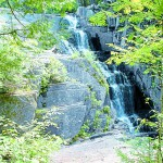 Discover Maine's many waterfalls