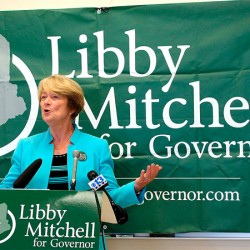 Mitchell outlines campaign priorities